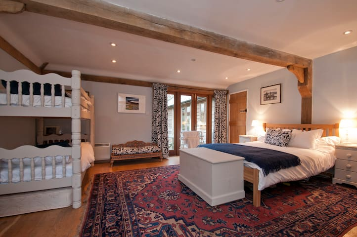 The Oak Barn, Danehill - Haywards Heath - Chalet
