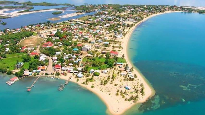 Placencia Belize Vacation Rental - Placencia - Hus