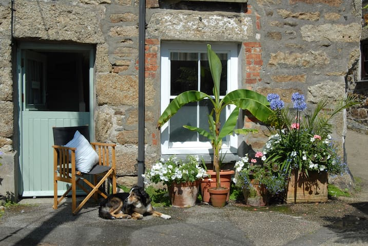 Charming self contained Cottage 1 min from the sea - Newlyn