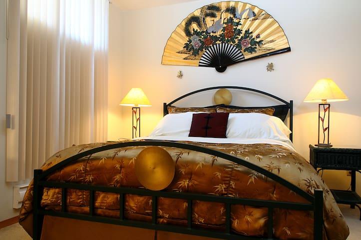 Charming Asian Decor - Saint Andrews - Bed & Breakfast
