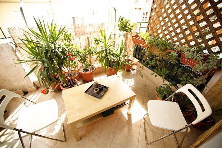 Stel's apt in Thessaloniki center! - Thessalonika - Apartment