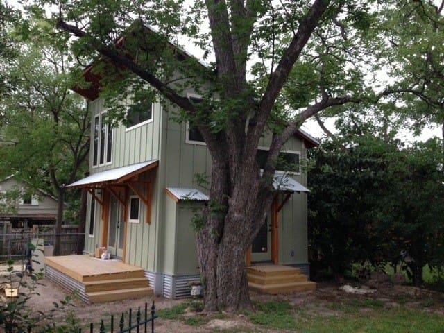 Zen Treehouse near downtown SA - 聖安東尼奧