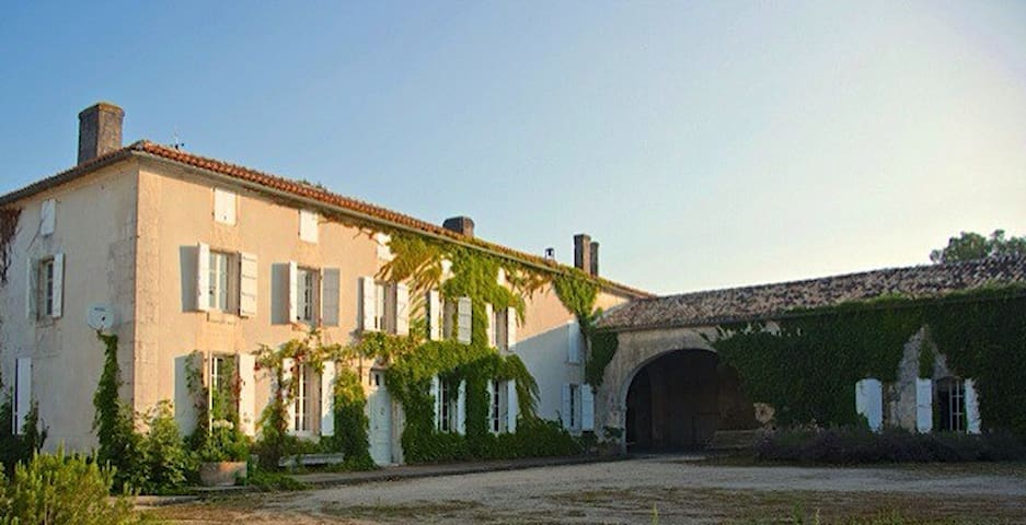 Maison de Maître proche Cognac - Nonaville - Talo