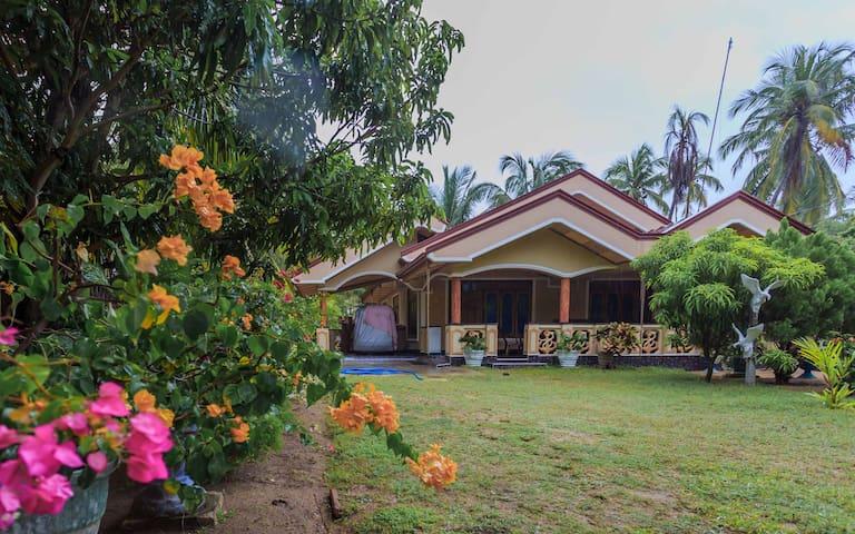Asanka's Villa - Kalpitiya - Casa