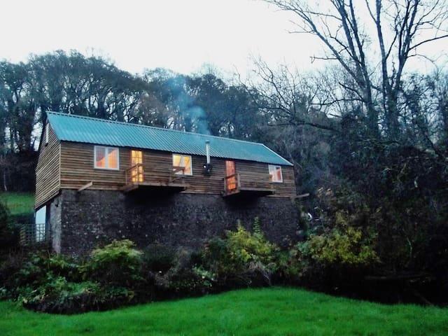 Haybarn Lodge @ Nymet Mill - Lapford