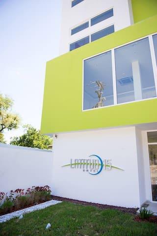 Hotel Latitud 15 - San Pedro Sula - Lägenhet