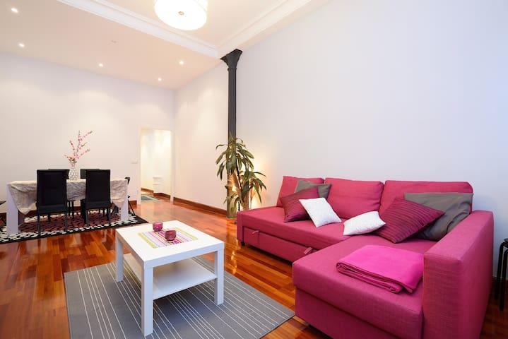 BILBAO / GETXO. Cheap & Chic - Getxo - Appartement
