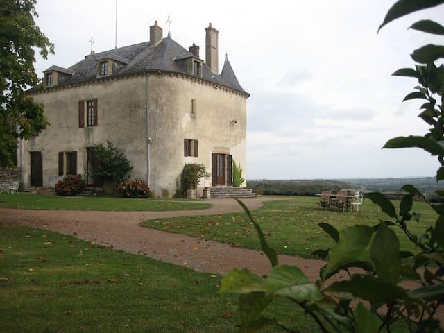 Château de Champallement Bourgogne - Champallement - Slott