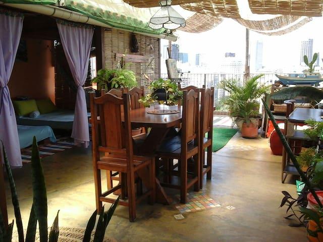 Varandão Atelier Lounge Sta. Teresa - Rio de Janeiro - Loft