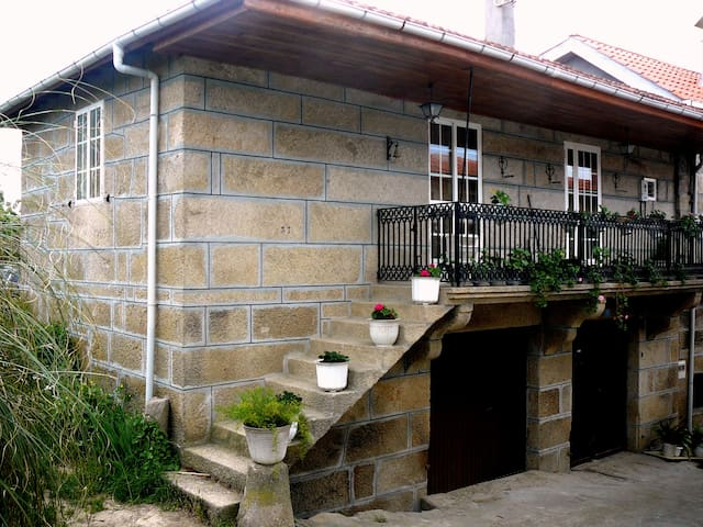 Apartamento Sala Darriba - A Merca