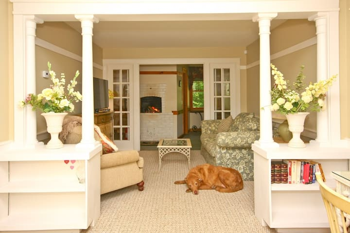 Classic Cottage, Modern Convenience - Stowe - Hus