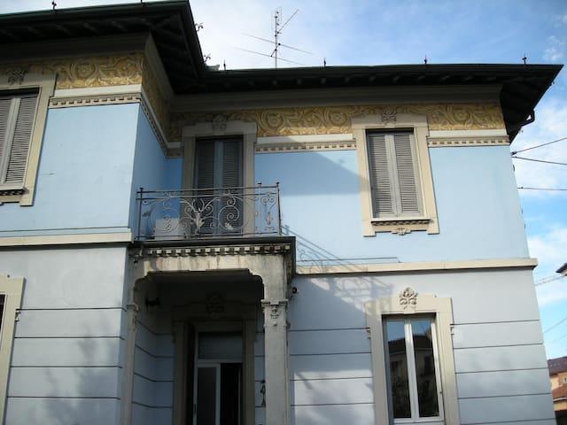 Abbiategrasso rooms in Art Nouveau  - Abbiategrasso - Villa