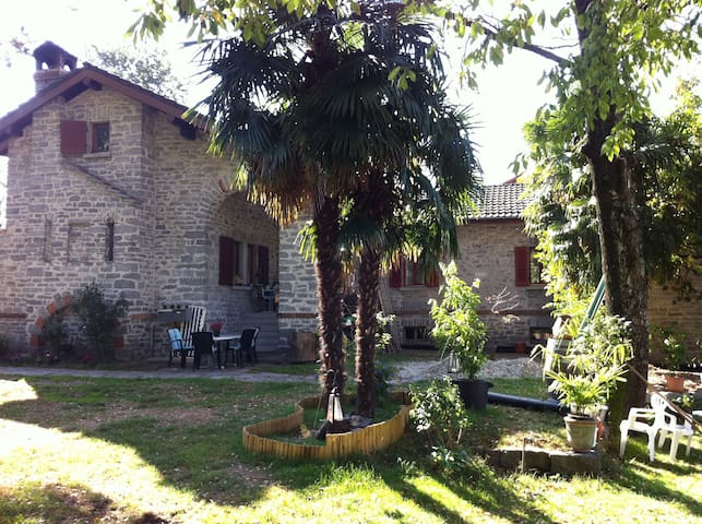 3.5 room cottage Lago Maggiore - Gordola