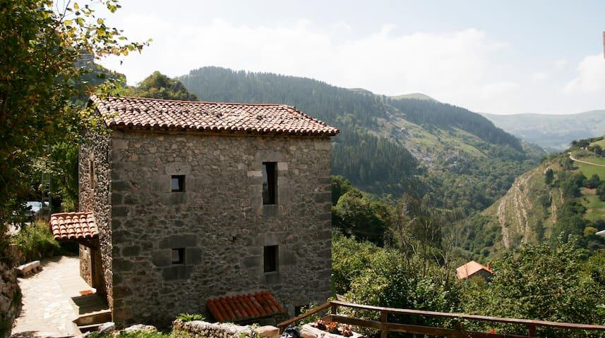 Casa en la Montaña II - Ajanedo - Hus
