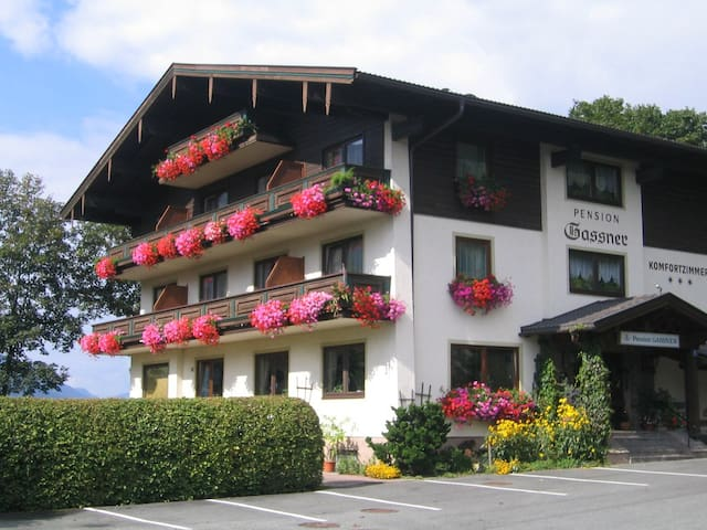 Rooms with breakfast in the Alps - Niedernsill - B&B/民宿/ペンション
