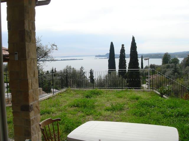 Schöne Wohnung in idealer Seelage - Gardone Riviera, Fasano - Apartemen