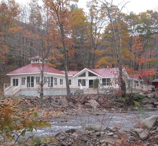 SUNNY Catskill Mountain Retreat - Chichester - Casa
