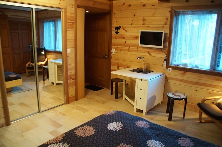 Cozy Studio for 2 with kitchenette - Murren - Appartement