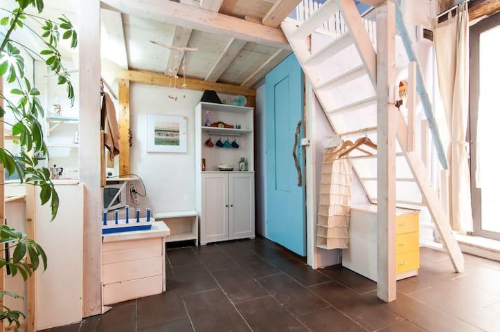 MAR Residence Artist and Tourist - Syracuse - Huis