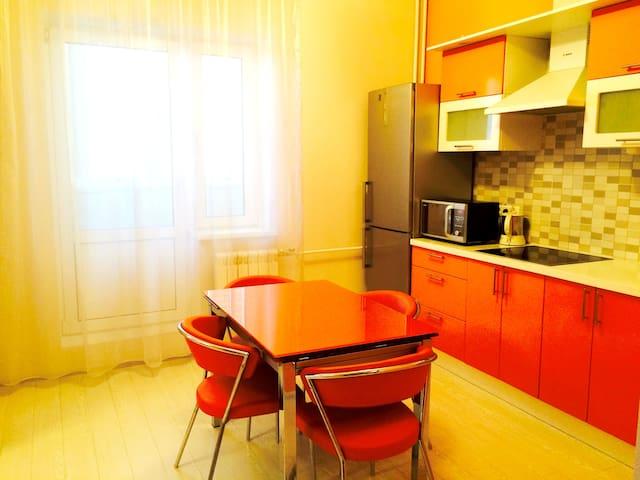 Сдается квартира посуточно Пушкино - Пушкино - Lägenhet