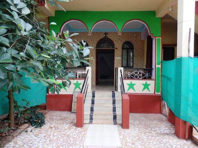 The hideaway house - Arambol - Casa