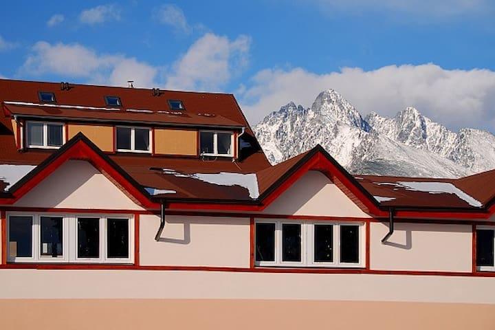 Apartmány Slavkov Vysoké Tatry - Vysoké Tatry - Leilighet