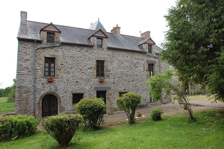 Manoir du Mur 2 bdrm 'Breton' Apt - Comblessac - Appartamento
