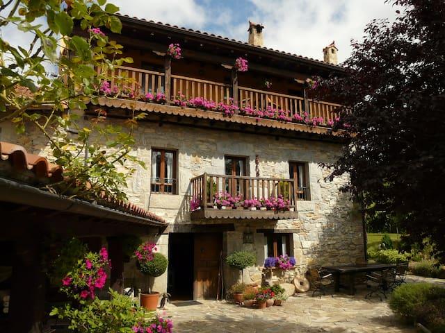 Habitacion doble en zona rural - San Pelayo  - Merindad de Montija
