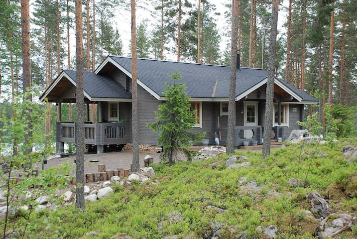 Cabin in the woods - Kangasniemi - 獨棟