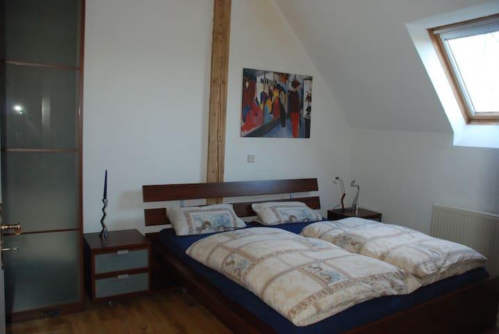 Idyllische 3 Zi Wohnung 75qm - Bensheim - Квартира
