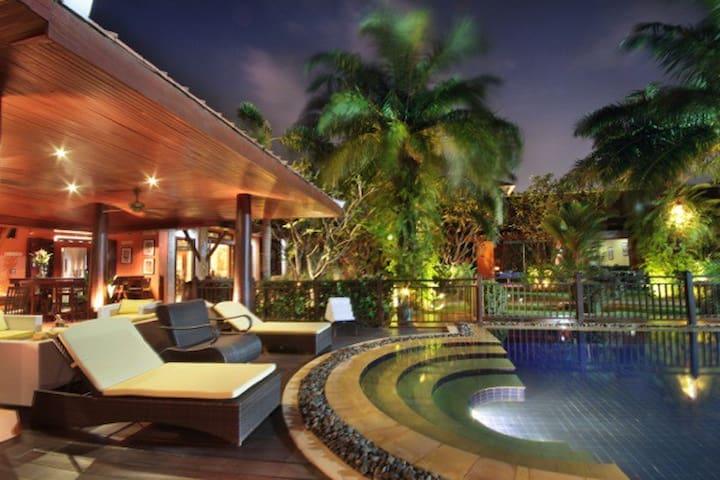 Villa Adikan Luxury villa for rent  - パッタヤー - 別荘