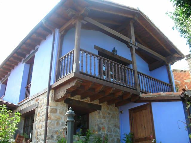 Fabulous house in mountain village - Cofiño - Rumah