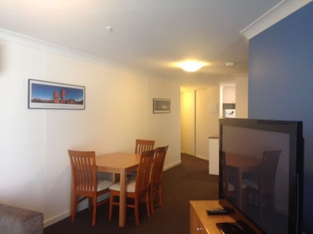 Canberra City Location - Canberra