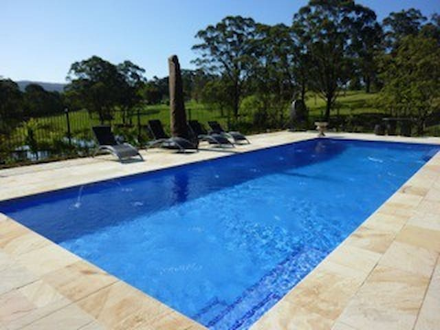 Stunning country property - Kurrajong - 一軒家