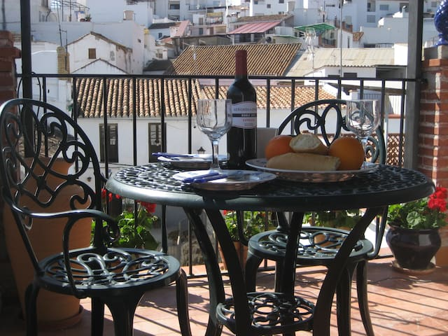 Traditional Spanish townhouse - Álora - Dom