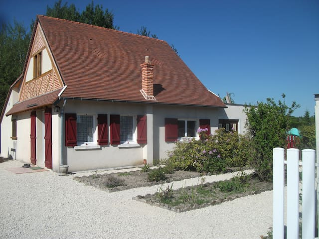 Gite  le clos des Grenouilléres - Romorantin-Lanthenay - Radhus