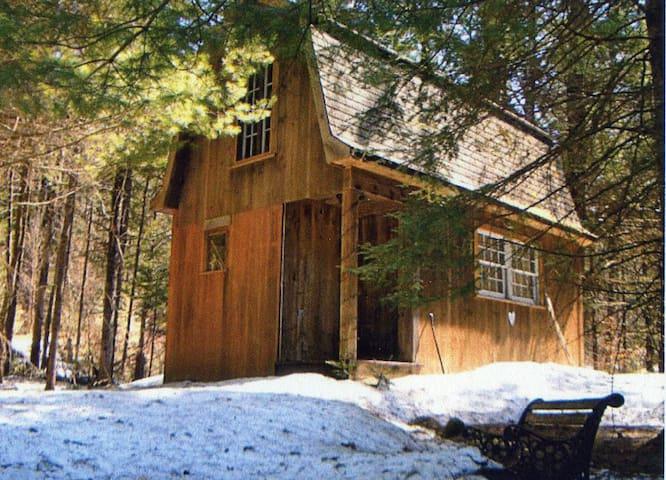 Writer's Retreat in Vermont Woods - Marlboro - Cabaña