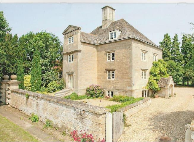 Manor House in Delightful Village - Folkingham - Hus