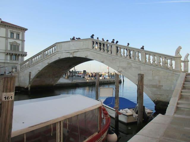 Casa Centro Storico Chioggia - Chioggia - Ev