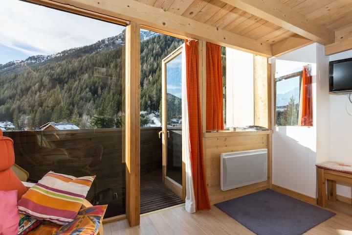 Argentière, Mont Blanc views - Chamonix