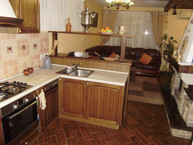 Rent your own house for EURO 2012 - Petropavlivs'ka Borshchahivka