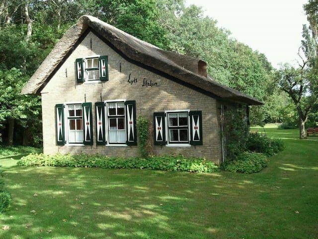Sprookjeshuis in Gaasterland - Nijemirdum - Cabane