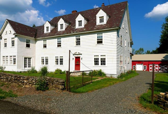 Adirondack Great Camp on 54 Acres - Northville - Casa