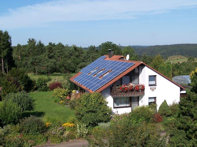 Ferienwohnung Oettinger - Hayingen - Appartement