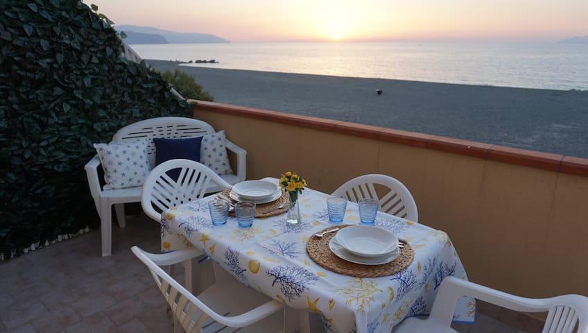Mare in Sicilia - Terme Vigliatore - Leilighet