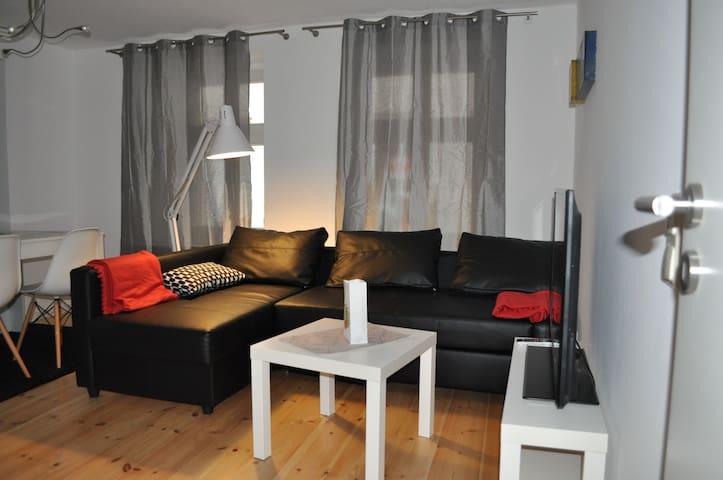 FeWo für 4-6 Personen mit Kaminofen - Ueckermünde - Apartment