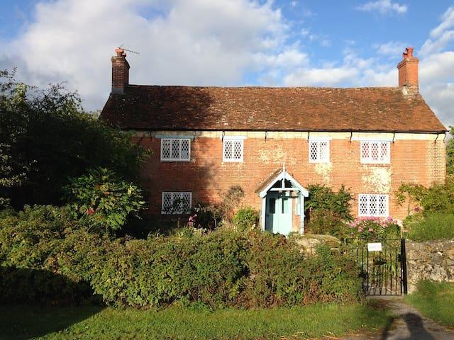 Charming hideaway near Shaftesbury - Semley - Shaftesbury - Huis