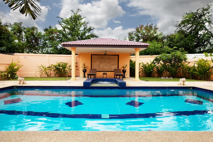 Siam Star Luxury Pool Villa - Nong Kae - 別荘