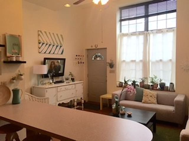 Perfect Location! Bright Strip Disctrict Apt - Pittsburgh - Apartment