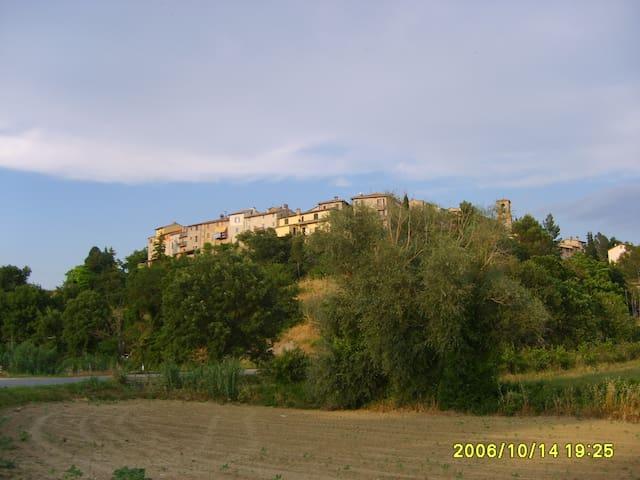Appartamento La Torre - Der Turm - Marsciano - Appartement
